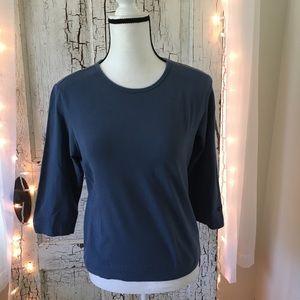 Columbia 3/4 Thicker Fabric T-shirt